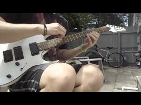 Bulldozer - Machine Head Guitar Cover