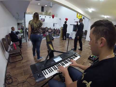 Lindo És - Rafael Moura / Keycam - Santa Ceia