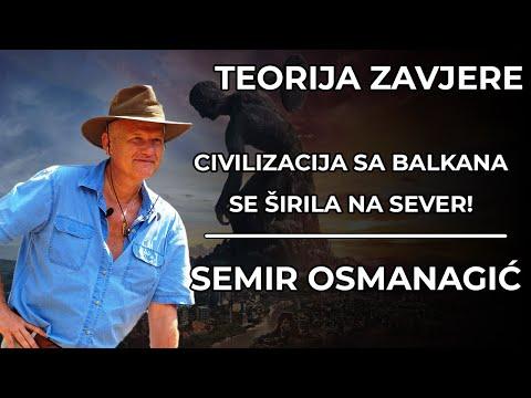 Dr Semir Osmanagić - Teorija zavjere 23 - tema: Drevne civilizacije i sakrivena istorija