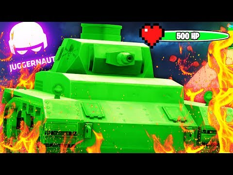 5000 HP!? THE STRONGEST PLAYER EVER? - Shellshock Live Showdown