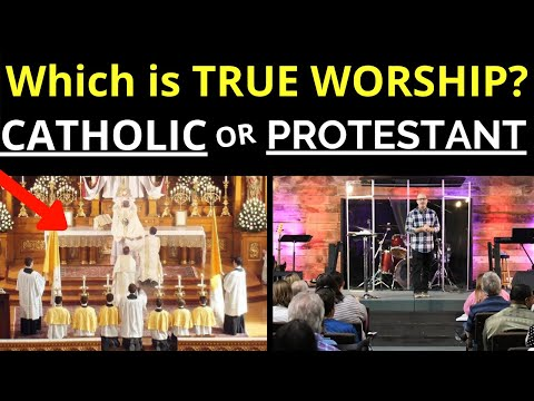 Protestant vs Catholic (Where are People Being Spiritually Fed?)