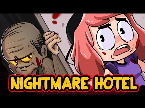 ACCIDENTALLY WENT TO A SCARY HOTEL (Story Time)