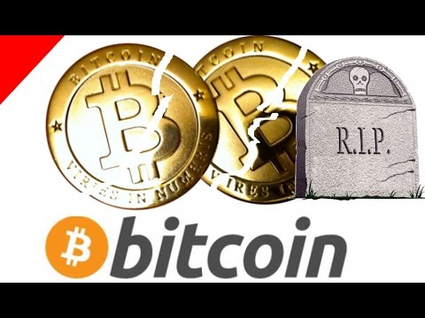 Bitcoin to Die - its unavoidable. The death of crypto and the blockchain.