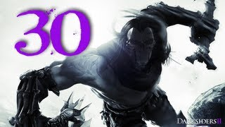 Darksiders 2 Walkthrough / Gameplay Part 30 - Treasury Chest Does Not Deliver