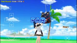 Game Pangya Fantasy use Arin - Android PPSSPP