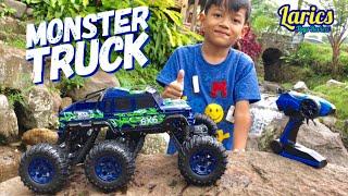 KEREN..!!! Mobil - Mobilan Monster ROCK CRAWLER Test Di Air 😱😱😱