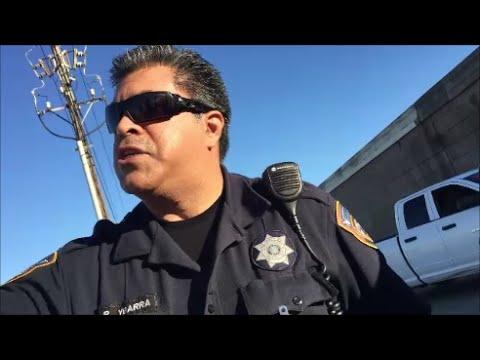 Deer Park,Tx-Shell Arrest by HCSO Deputy Ybarra/Garza
