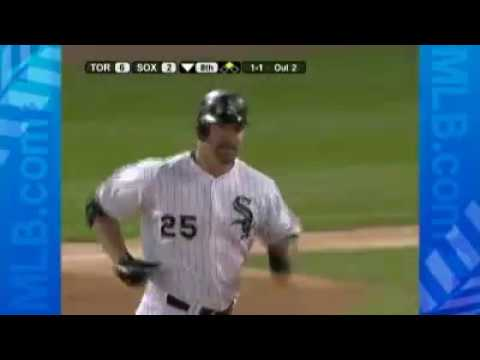 2008 MLB STORY: Kenny Rogers vs Javier Vazquez and John Danks vs Justin Verlander (9.13.08)