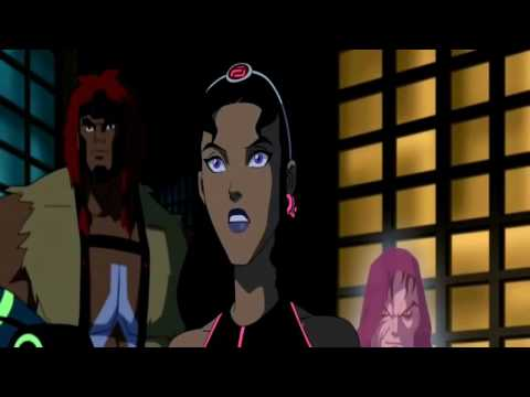 Young Justice S01 Ep17 Disordered