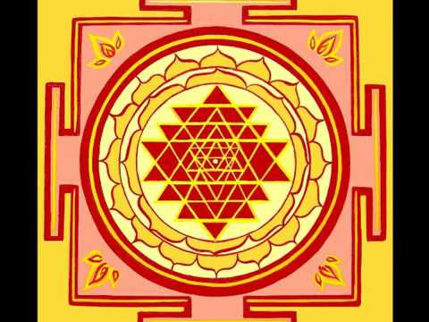 Sri Yantra   Chant 108 times for better Health, Wealth and Wisdom   YouTube