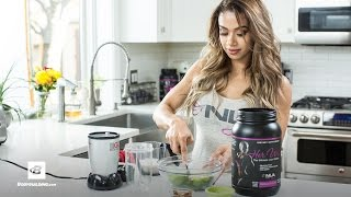 Chocolate Avocado Protein Pudding | Lais Deleon's Sweet No-Bake Protein Treats