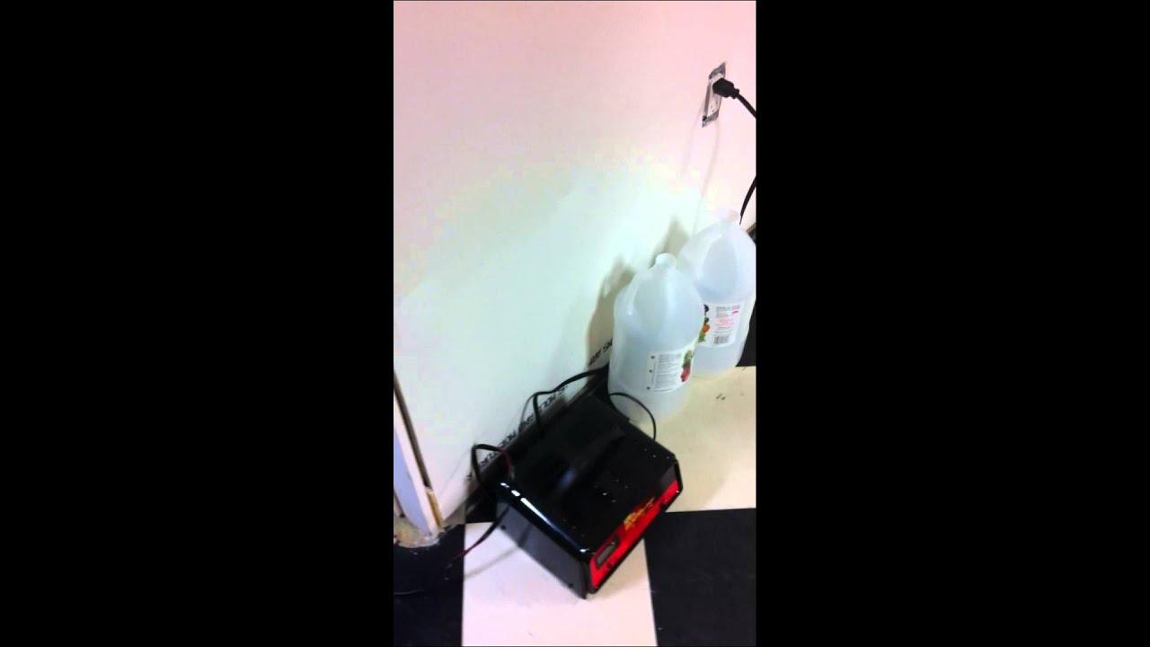 Rinnai Tankless Water Heater Flush With Vinegar Amp Rv Water