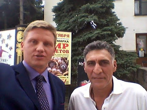 Как снимали фильм КРЫМСКИЙ МОСТ с Тиграном Кеосаяном в Керчи
