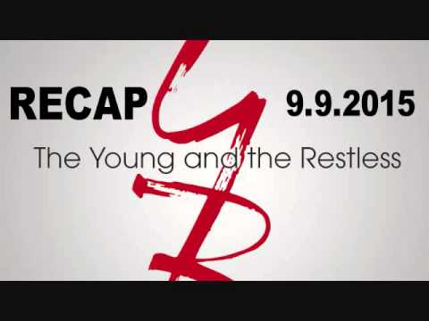 The Young and the Restless RECAPS