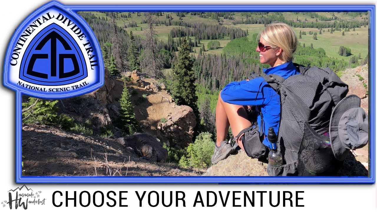 Download Continental Divide Trail Documentary: CHOOSE YOUR ADVENTURE