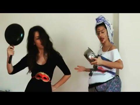 Fatma Karabacak tencere tencere dansi çok komik #evleneceksengel
