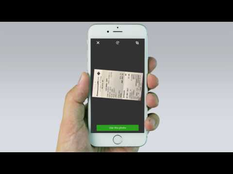 How To Snap & Store Receipts W/ The QuickBooks Self-Employed App On Your Mobile   AUS
