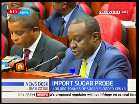 Cabinet Secretaries appear before MPs to answer important questions | KTN News Desk