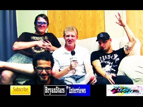 Hit The Lights Interview Warped Tour 2009