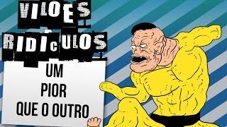 TOP 10 VILÕES MAIS RIDÍCULOS DOS QUADRINHOS | Ei Nerd