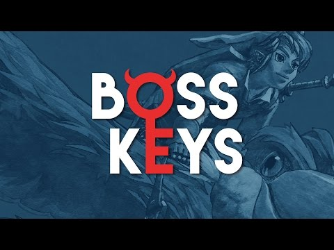 The Legend of Zelda: Skyward Sword's dungeon design | Boss Keys