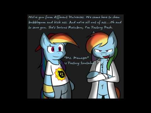 Ask Rainbow Factory Dash and Scootaloo Ep.4