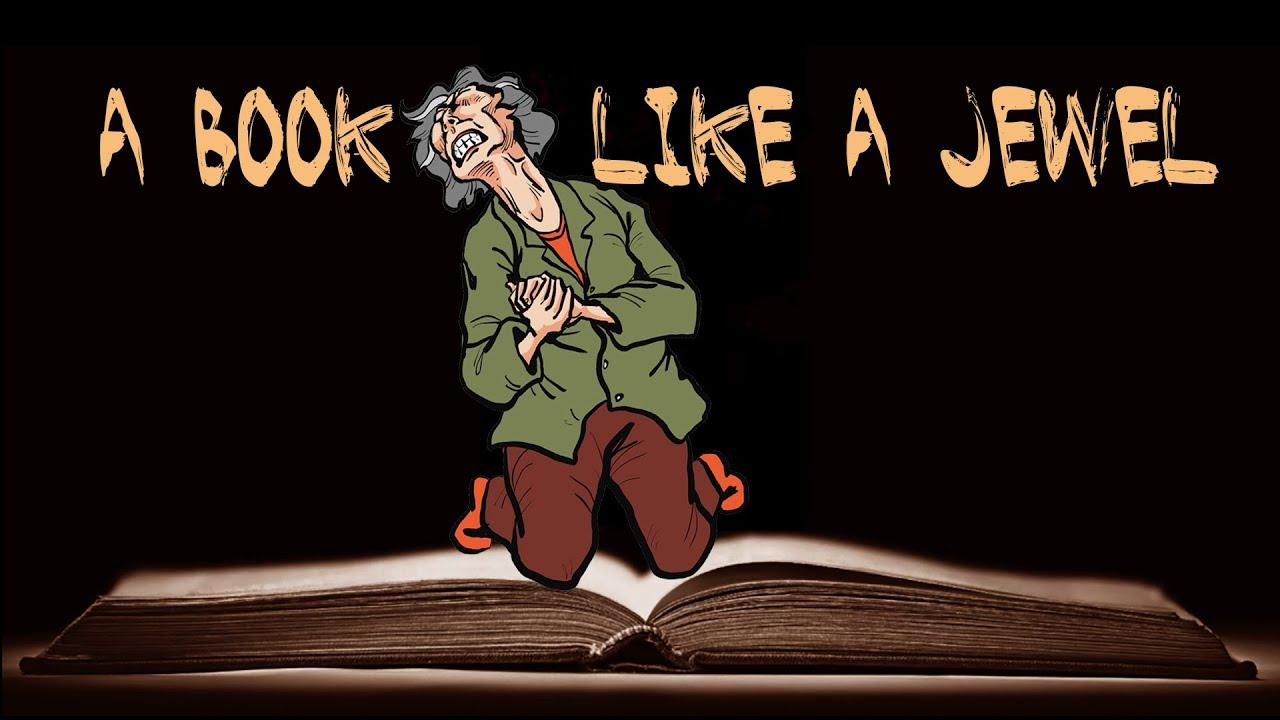 A book like a Jewel