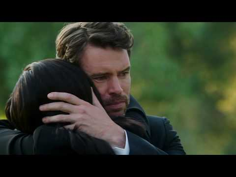 Olivia and Jake | Harrison's funeral Scandal 4x01