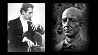 Manuel de Falla - Suite populaire espagnole [Daniil Shafran, Nina Musinian]