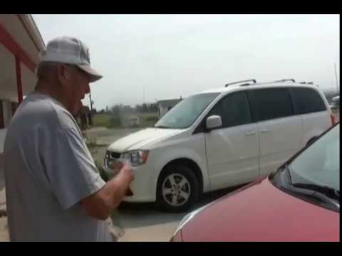 Selling a car in Arapaho Language with Subtitles