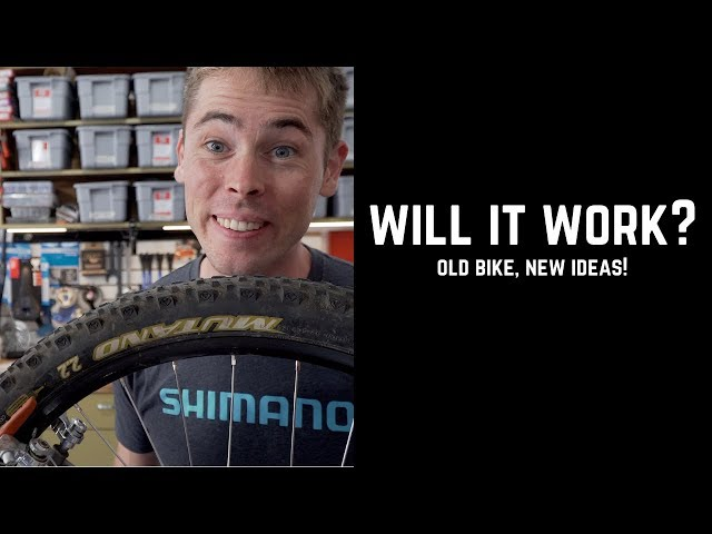 When will the Ibis Mojo Ti hit the dirt?