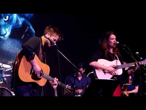 "Arthur Darvill & Ines De Clercq- ""Everybody Wants To Be a Cat"" Live"