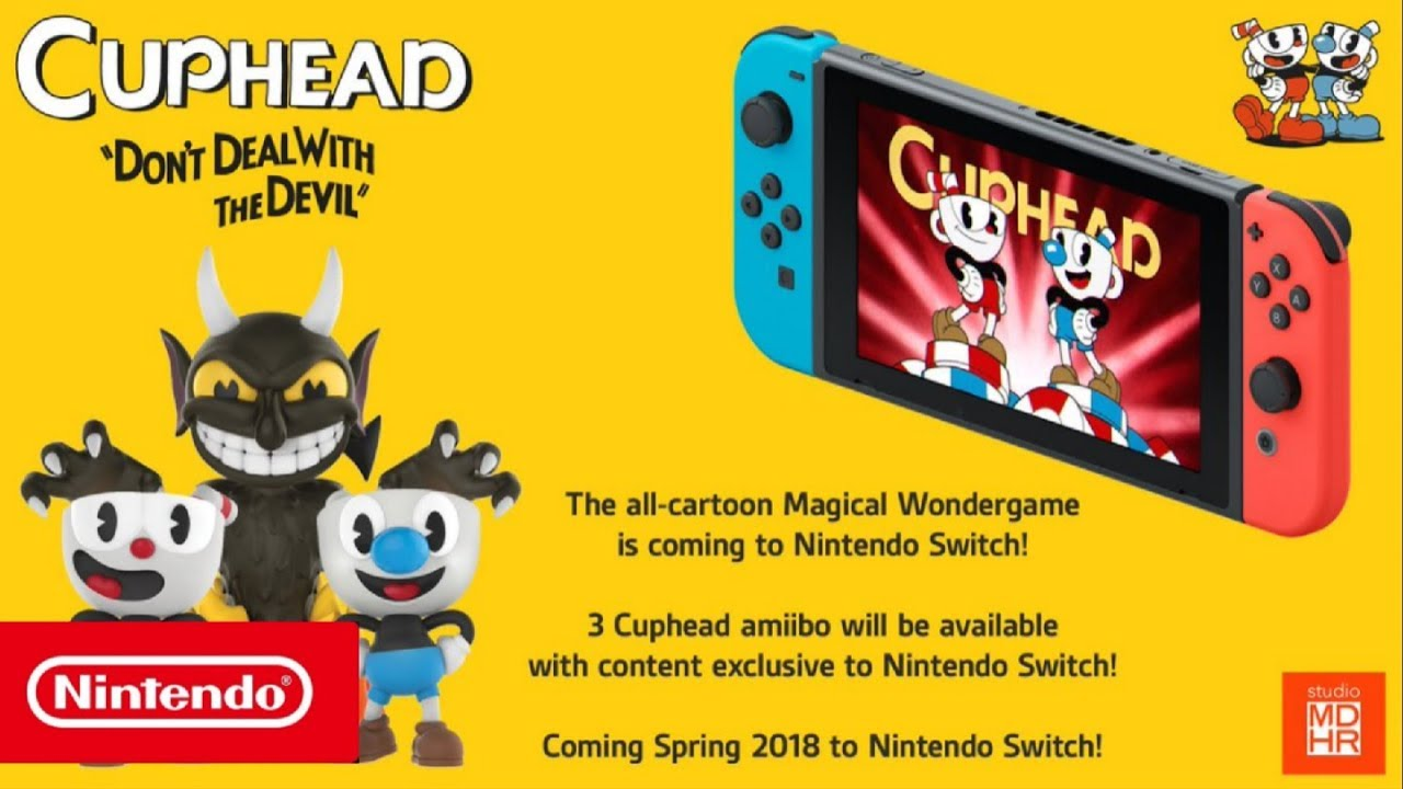 Cuphead (Nintendo Switch)