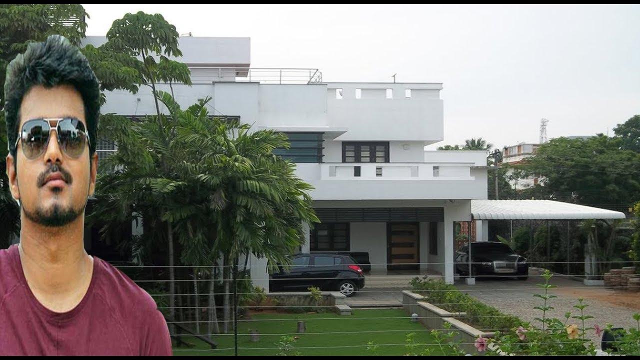 Vijay Luxury Life | Net Worth | Salary | Business | Cars | House |Family |  Biography ,Mersal