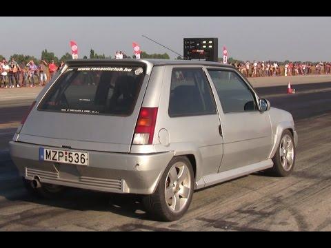 Renault 5 GT Turbo Vs BMW 3 Series