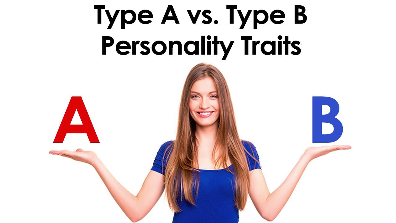 an analysis of differences between type a and type b personality Understanding the 4 personality types the approach taken by the hire success system is that each person is a unique combination of all four personality types rather than put descriptive labels on people, we chose to keep it simple and refer to the various personalities as a, b, c and d.