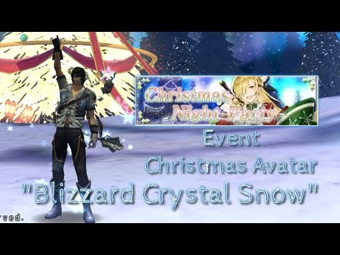 Thann Avabel Online : Event Christmas Avatar 2017