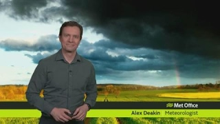 Wednesday evening forecast 22/03/17