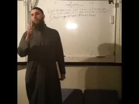 200 Frågor Om Islamiska Trosläran | del 19 | Abdullah as-Sueidi