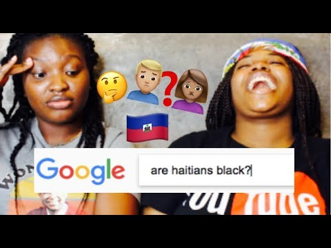 "Why ""Haitians AREN'T BLACK?!""🤔Answering Most Searched Questions About Haitians