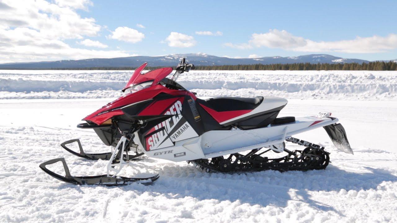 Yamaha Viper Snowmobile