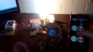Proyecto Arduino Mega App-Inventor