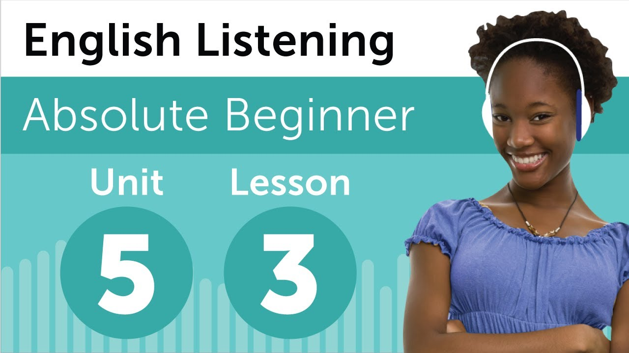 English Listening Practice - Finding What You Need at a Department Store in the United States