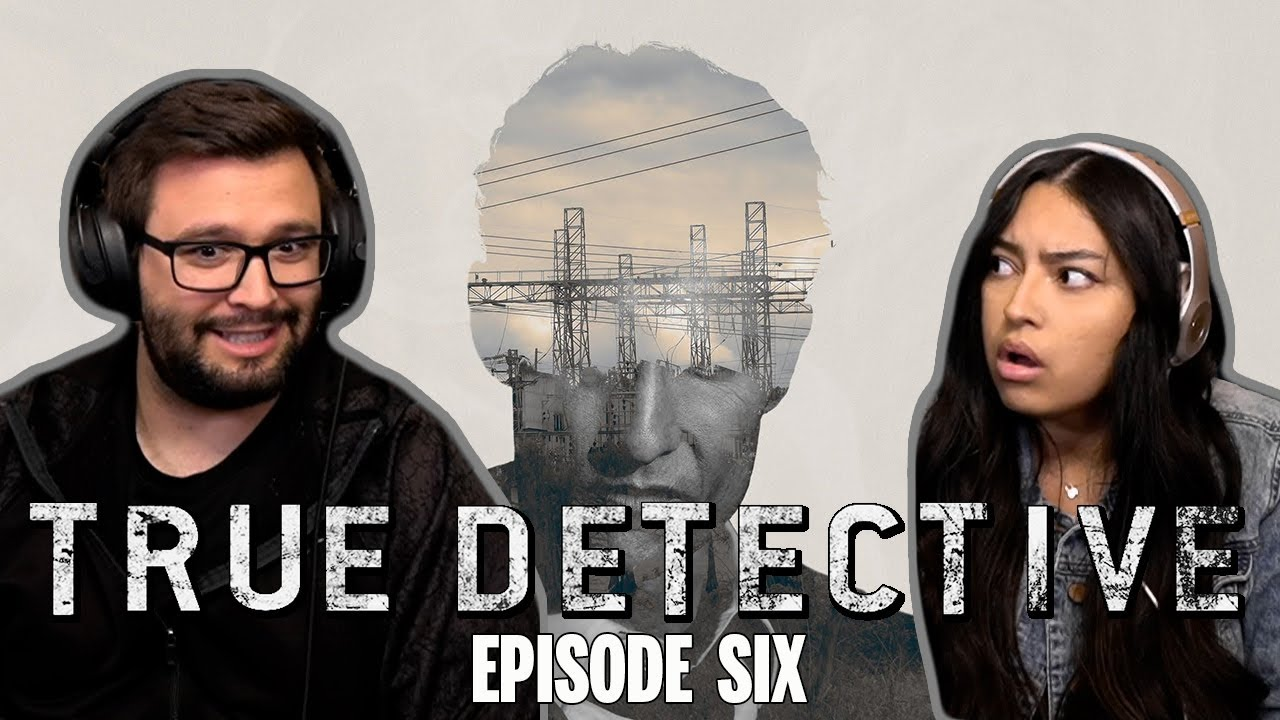 Download True Detective Season 1 Episode 6 'Haunted Houses' First Time Watching! TV Reaction!!