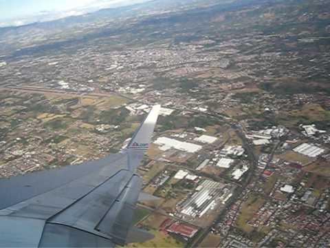 San Jose, Costa Rica Departure American Airlines 757-200