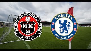 Bohemians vs Chelsea 1-1 HIGHLIGHTS 07/10/2019