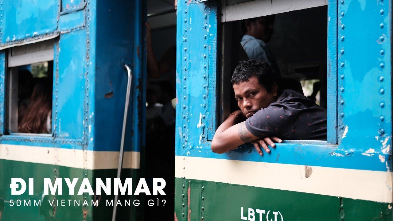 [Mùa III] Chit Chat Nhiếp Ảnh số 9 - Đi du lịch chụp ảnh Myanmar bọn mình cầm những gì?