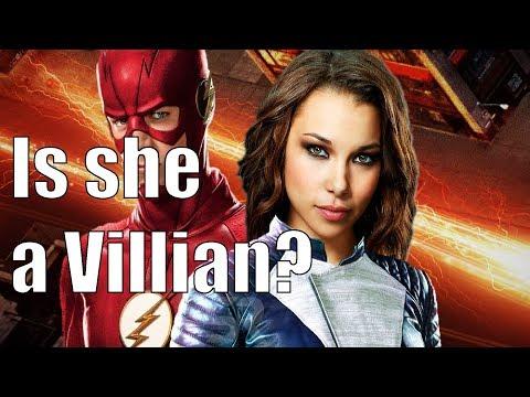 The Flash Season 5: Is Nora Secretly a Villain?