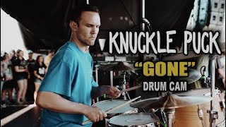 Download Knuckle Puck | Gone | Drum Cam (LIVE) Mp3 and Videos