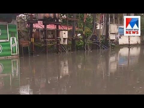 Heavy rain in Kochi | Manorama News